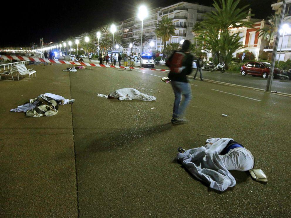 aanslag in frankrijk